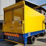 RMPU & RMPL 750kg – 2000kg Taillift Series