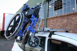 Roof Mounted Wheelchair Lifts