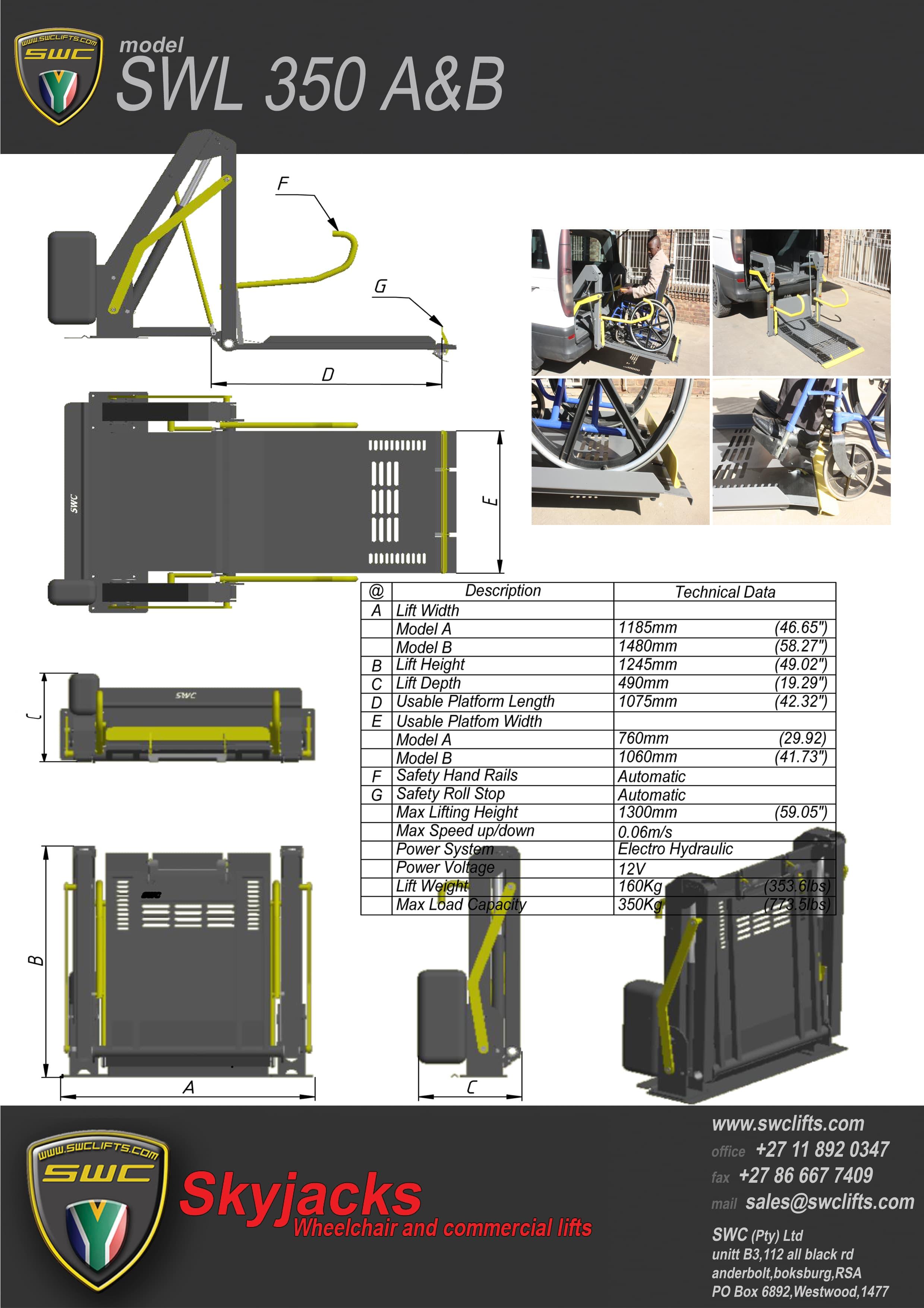 SWL-350-15 A Brochure 2016