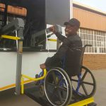 Commercial Bus Wheelchair Lifts