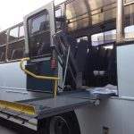Commercial Wheelchair Lift For Bus