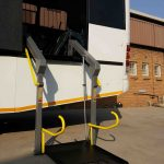 Custom Wheelchair Lifts For Buses